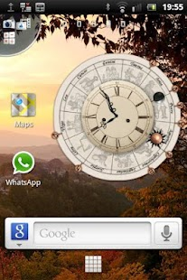 AstroClock (+Widget)- screenshot thumbnail