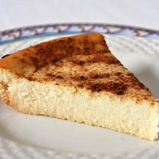 Melopita (Honey Cake)