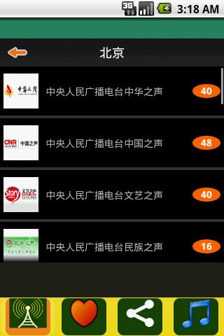 ラジオ中国