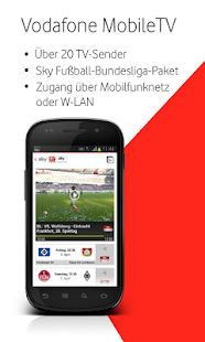 MobileTV - screenshot thumbnail