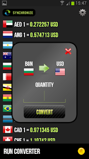 Talking Currency Converter - screenshot thumbnail