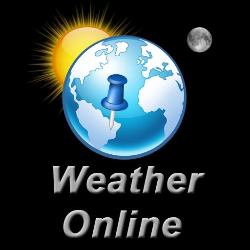 Weather Online 天氣 App LOGO-APP開箱王