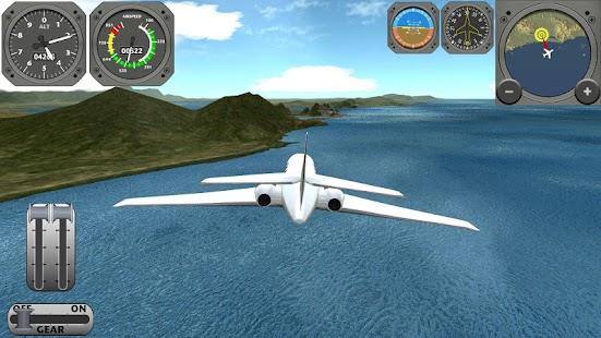 Tải Game Flight Simulator Paris FULL HD v1.2.3 Unlocked cho Android