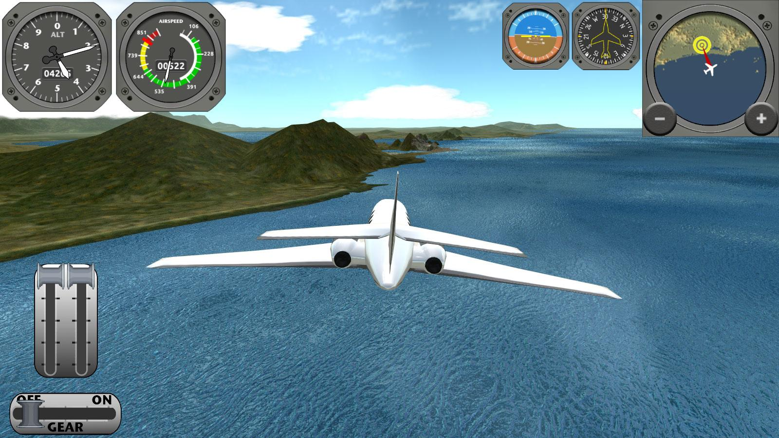 FLIGHT SIMULATOR Xtreme HD - Applications Android sur Google Play