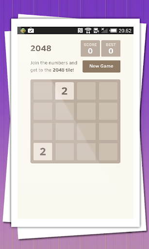 Game 2048 Free De Luxe Edition
