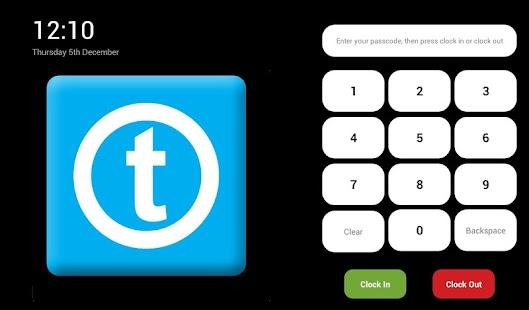 Tanda Time Clock 商業 App-癮科技App