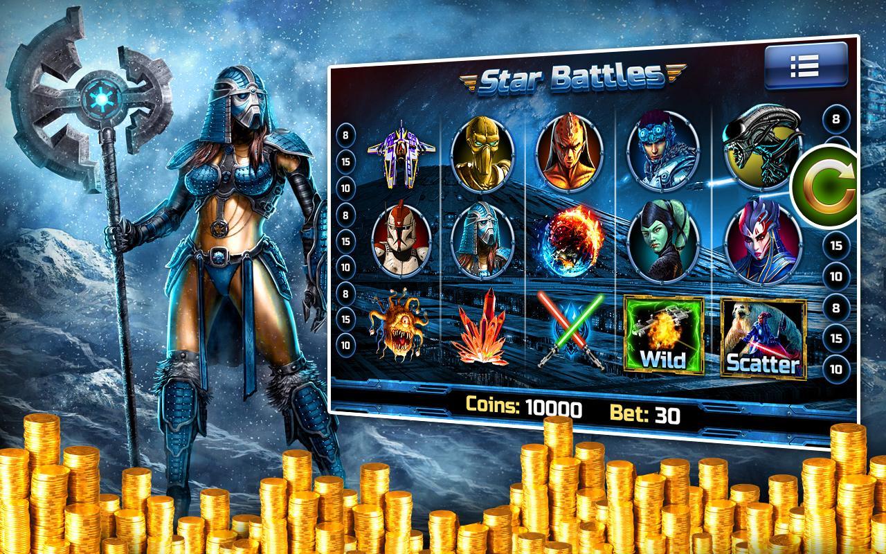 star wars slot machine online play