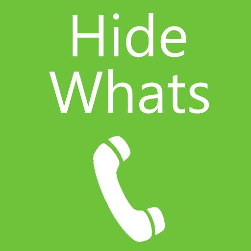 Hide WhatsAp status