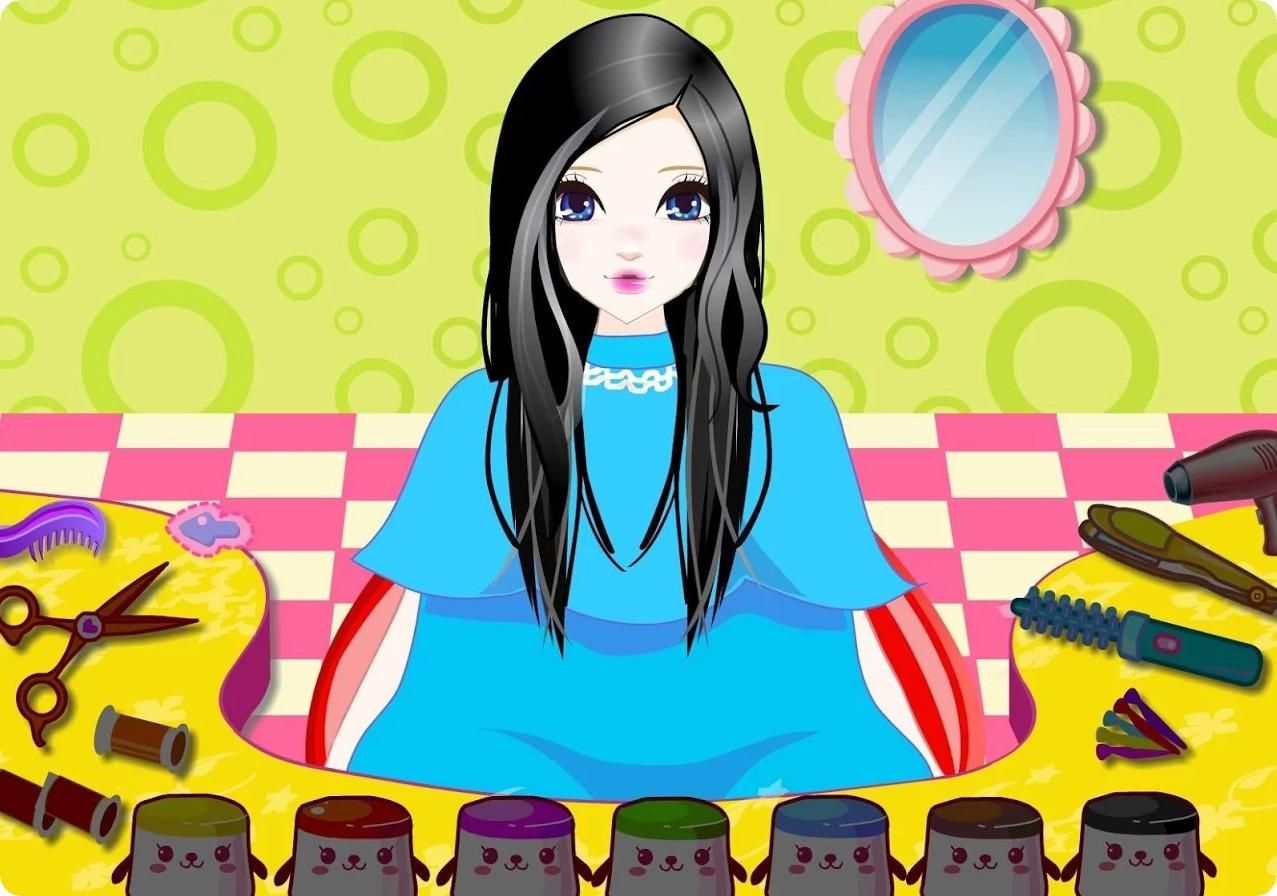 Hair Styling Games Online: Android Apps On Google Play