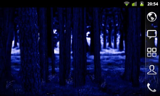 RealDepth Forest Free LWP - screenshot thumbnail