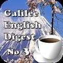 Galilee English Digest no3 icon