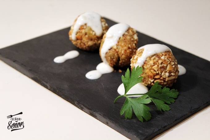 Chickpea and Cod Croquettes with Aiol Recipe