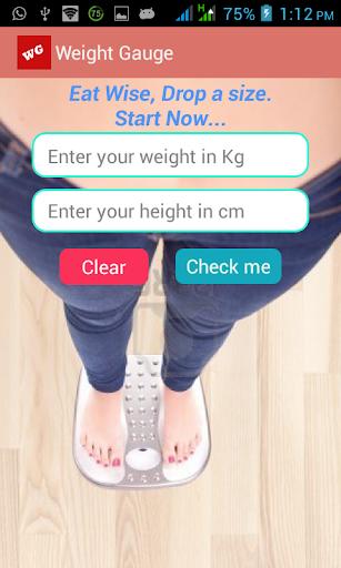 Weight Gauge