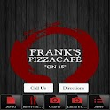 Franks PizzaCafe on 15 icon