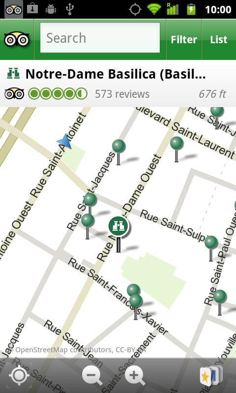 Montreal City Guide screenshot #2