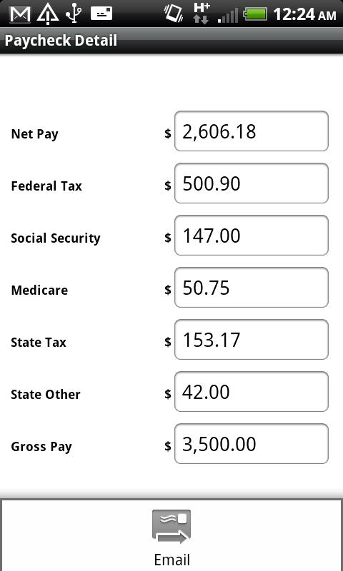Net Pay Calculator Take Home Pay Calculator Hourly Pdf Format