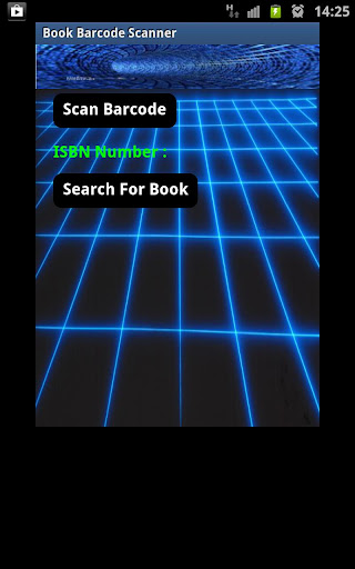 Book Barcode Scanner