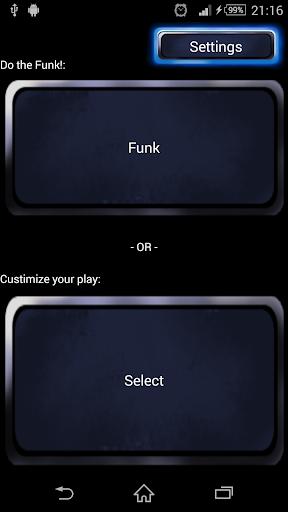 Ax F - Funk Pad