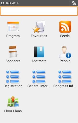 EAHAD - App