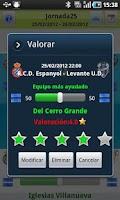Screenshot of Vota arbitro