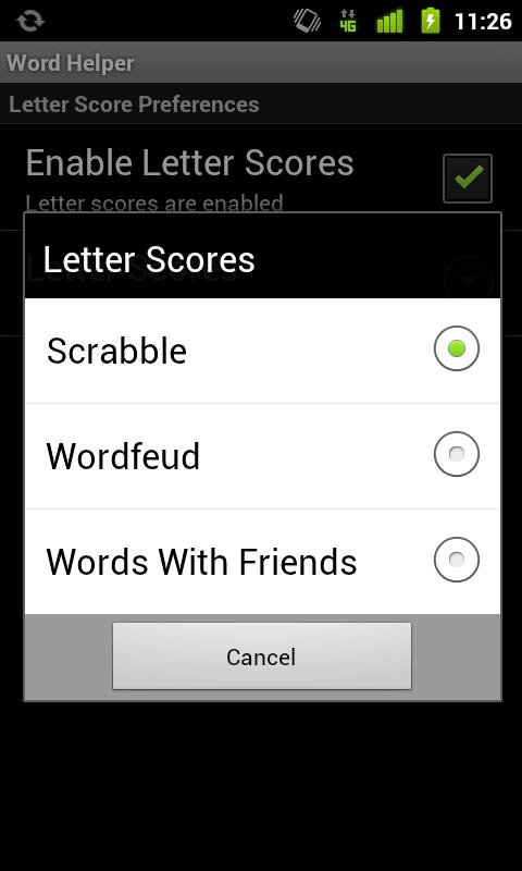 Word Helper Free - screenshot