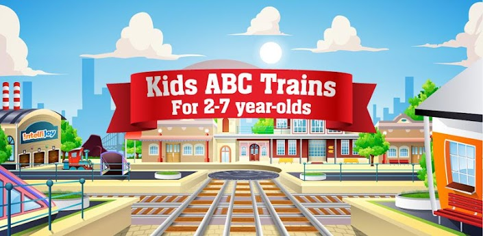 Kids ABC Trains Lite