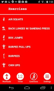 12 Minute Athlete HIIT Workout - screenshot thumbnail