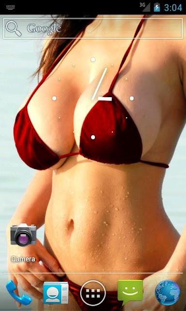 bikini window wash for iphone