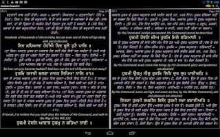 Screenshot of Gurbani Searcher