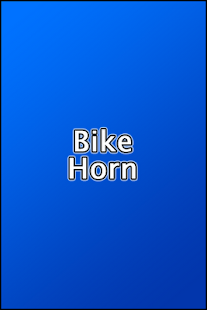 Bike Horn Ringtone - screenshot thumbnail