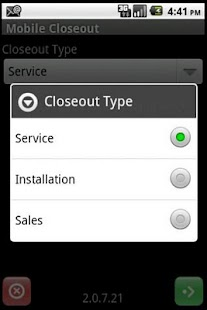 Mobile Closeout - screenshot thumbnail