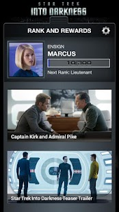 Star Trek App- screenshot thumbnail