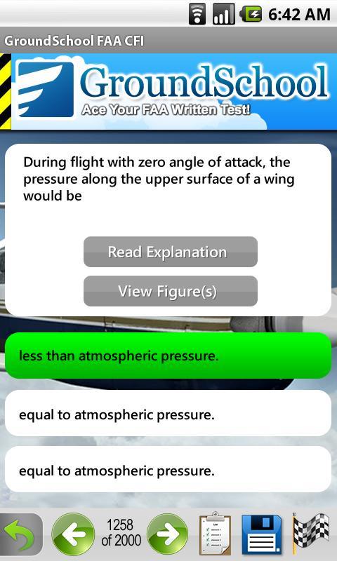 FAA CFI Flight Instructor Prep- screenshot