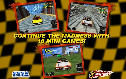 Crazy Taxi Classic™ Screenshot 15
