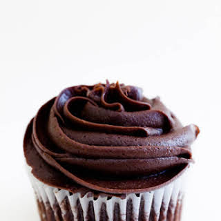 My Favorite Chocolate Cream Cheese Frosting.