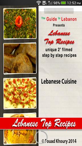 Lebanese Top Recipes