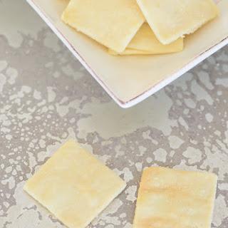 3 Ingredient Gluten Free/Paleo Crackers