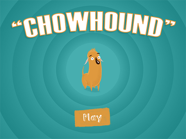 ChowHound- screenshot