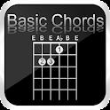 Basic Guitar Chords icon