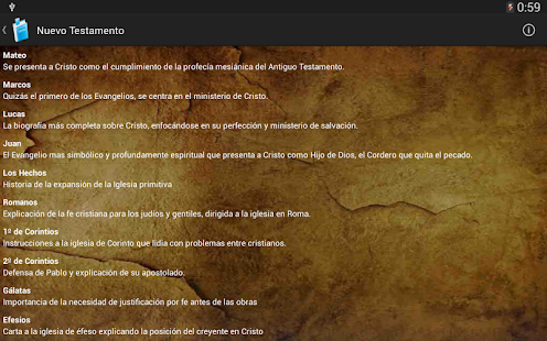 Santa Biblia RVR1960- screenshot thumbnail