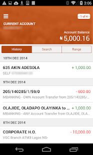GTBank - screenshot thumbnail