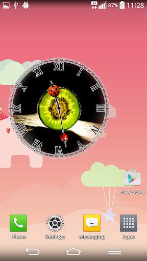 玩免費個人化APP|下載果汁水果 模擬時鐘 app不用錢|硬是要APP