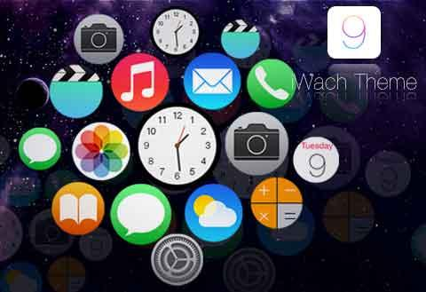 【免費個人化App】iWatch Theme and launcher-APP點子