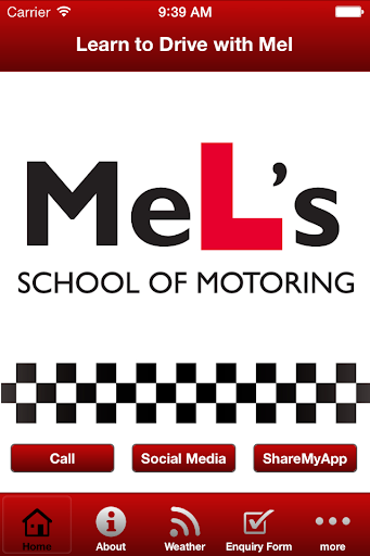 Learn to Drive with Mel
