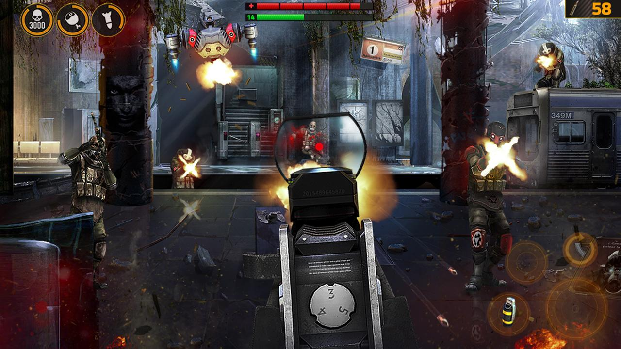 Overkill 2- screenshot