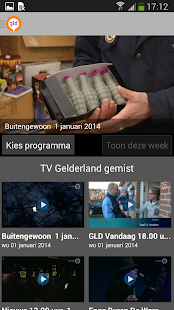 Omroep Gelderland - screenshot thumbnail