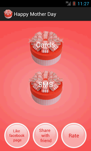 Mother's Day Cards SMS