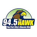 94.5 The Hawk icon