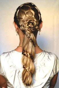 編織髮型|玩生活App免費|玩APPs