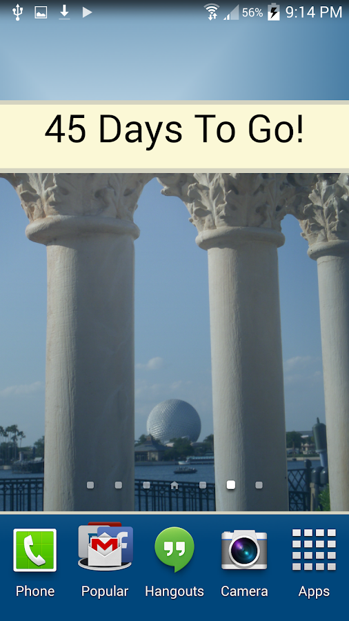 Disney World Countdown Deluxe Android Apps On Google Play